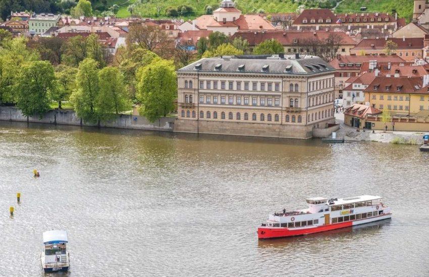 Prague Boat Ride