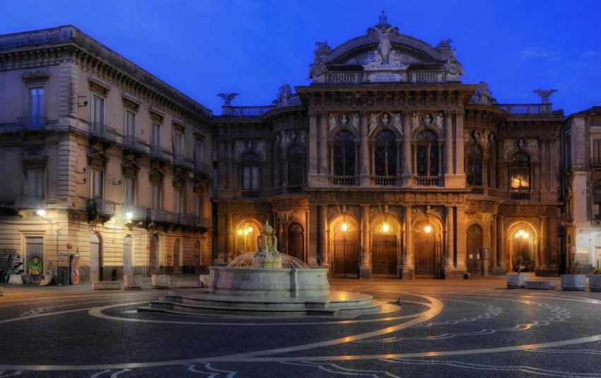 Theater in Italy