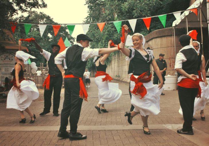 Dance in Italy