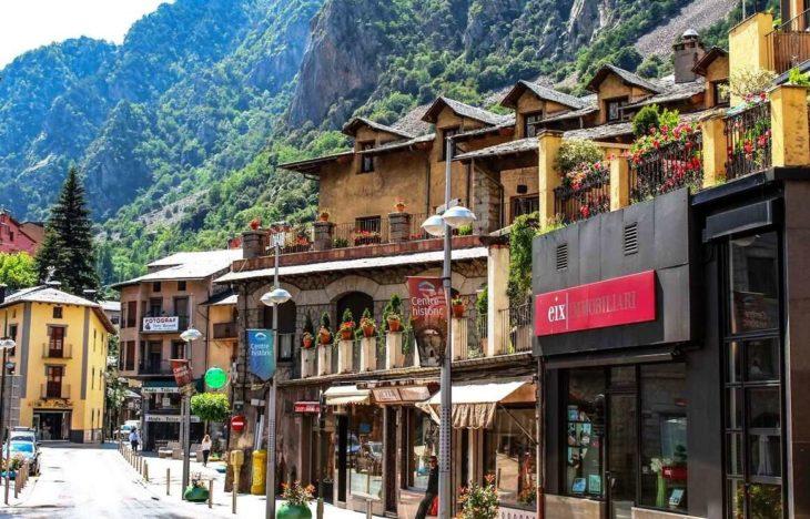 Economy in Andorra