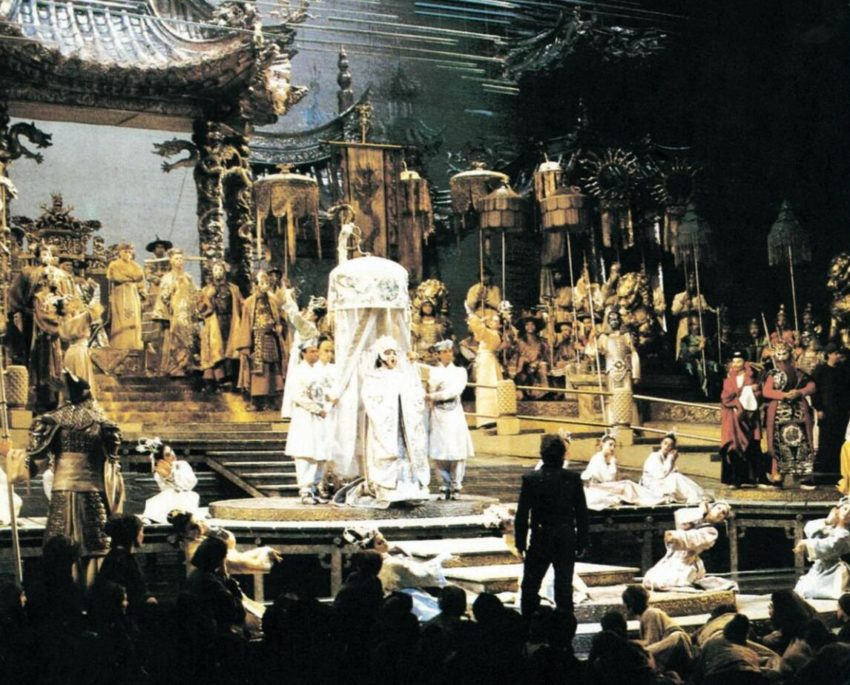 Opera is an important part of Italian culture
