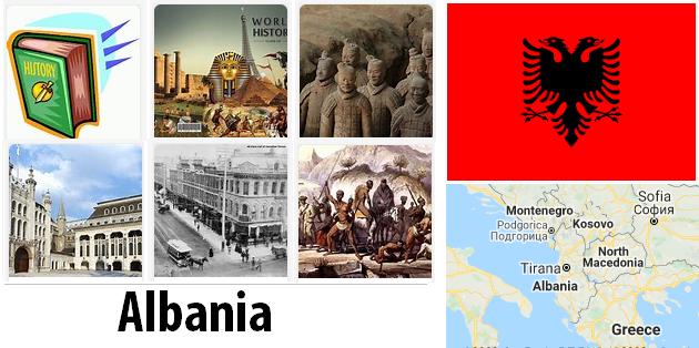 Albania Recent History
