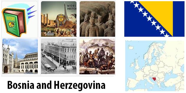 Bosnia and Herzegovina Recent History