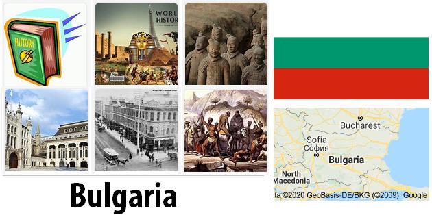 Bulgaria Recent History