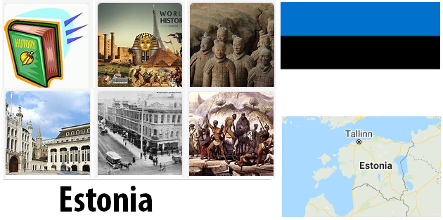 Estonia Recent History
