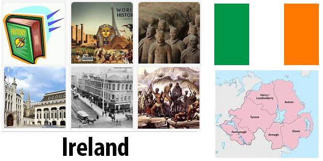 Ireland Recent History