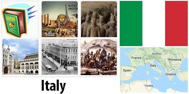 Italy Recent History