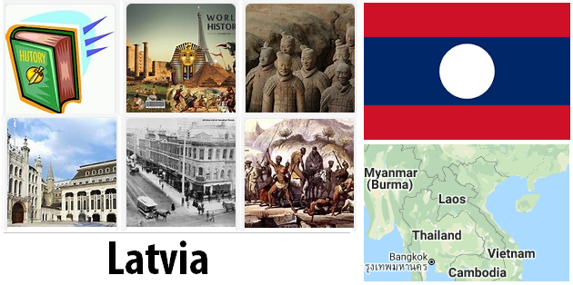 Latvia Recent History
