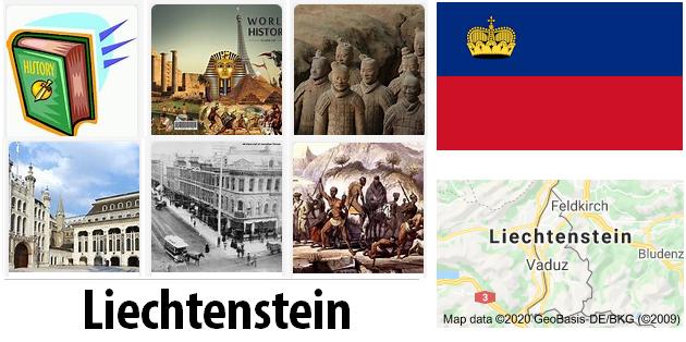 Liechtenstein Recent History