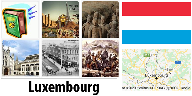 Luxembourg Recent History