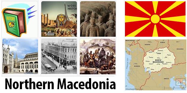 Macedonia Recent History