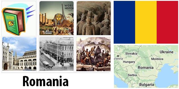 Romania Recent History