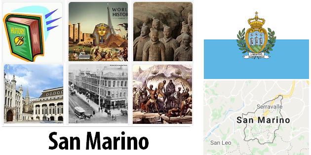 San Marino Recent History