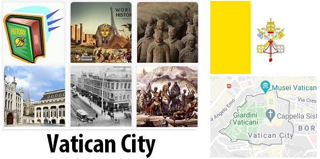 Vatican City Recent History