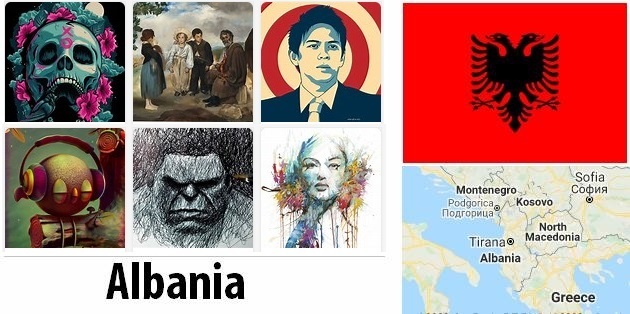 Albania Arts and Literature