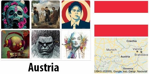 Austria Arts and Literature