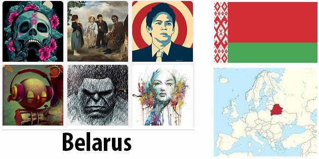 Belarus Arts and Literature