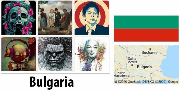 Bulgaria Arts and Literature