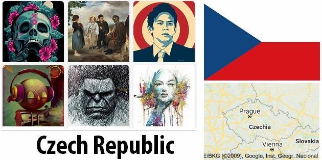 Czech Republic Arts and Literature