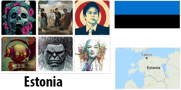 Estonia Arts and Literature