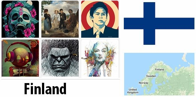 Finland Arts and Literature