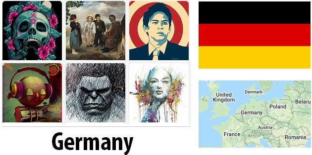 Germany Arts and Literature