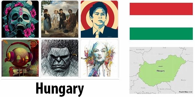 Hungary Arts and Literature