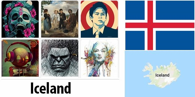 Iceland Arts and Literature