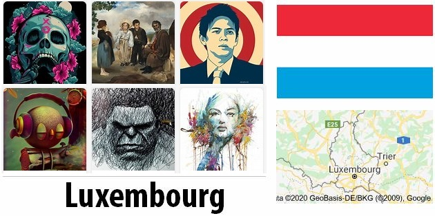 Luxembourg Arts and Literature