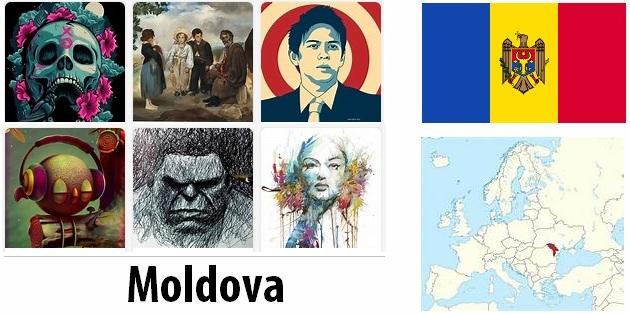 Moldova Arts and Literature