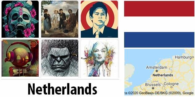 Netherlands Arts and Literature