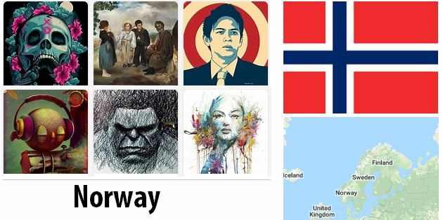 Norway Arts and Literature