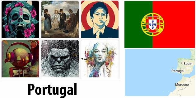 Portugal Arts and Literature