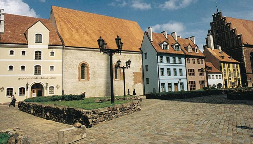 Riga was an important Hanseatic city in the Middle Ages