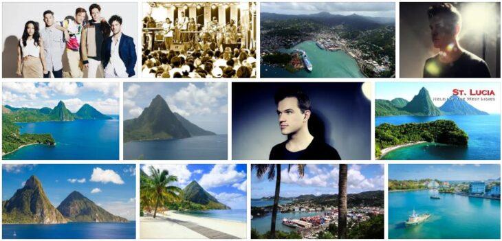 Saint Lucia Music