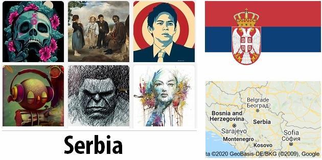 Serbia Arts and Literature
