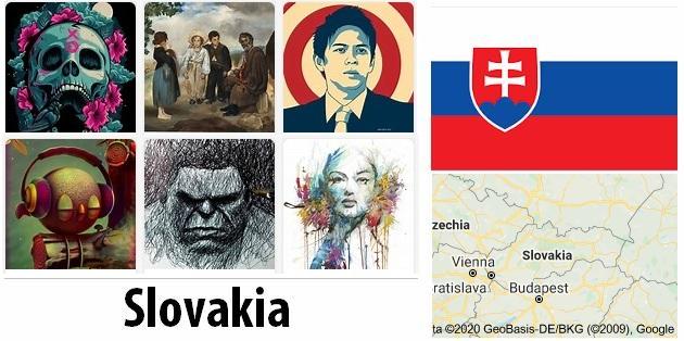 Slovakia Arts and Literature