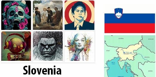 Slovenia Arts and Literature