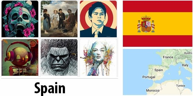 Spain Arts and Literature