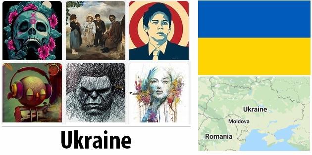 Ukraine Arts and Literature