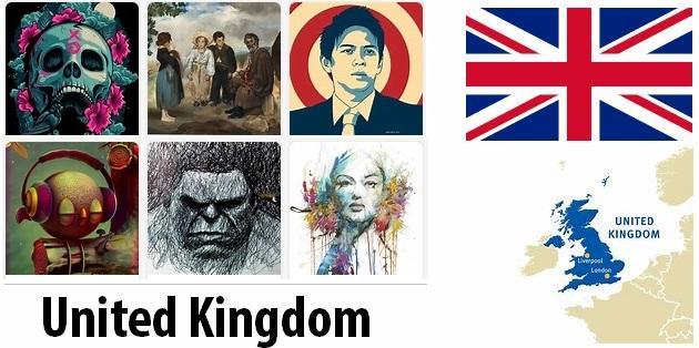 United Kingdom Arts and Literature