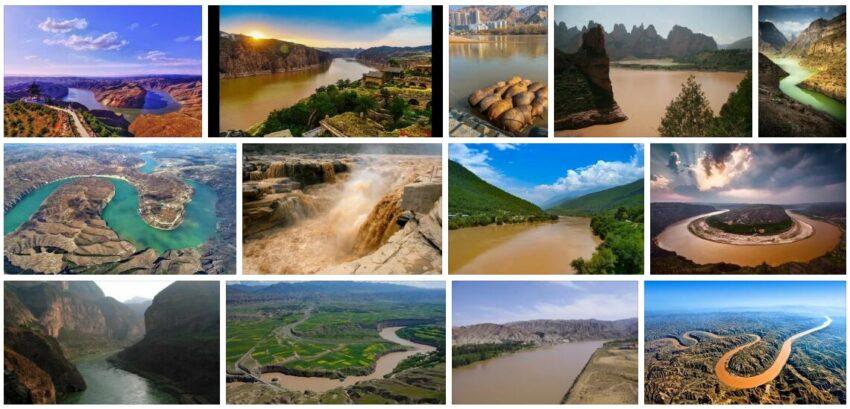 Yellow River, Huang He