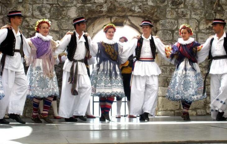 Dance in Croatia