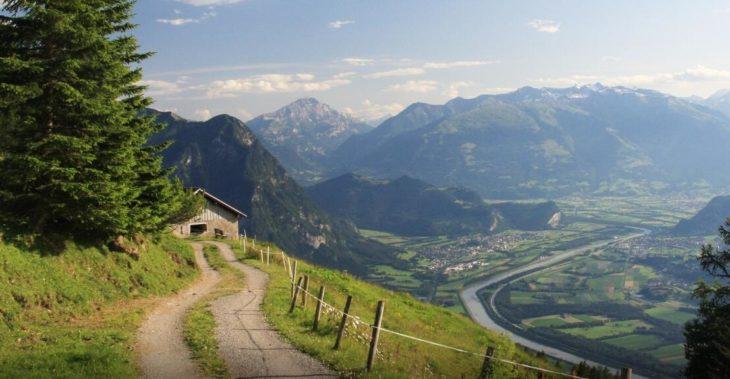 Liechtenstein's geography