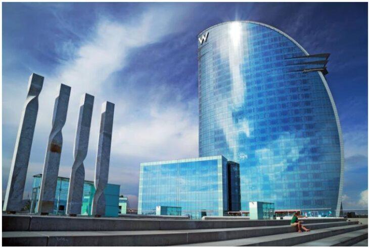 Five glamorous hotels in Barcelona