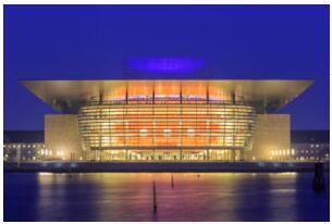 The Opera House in Copenhagen