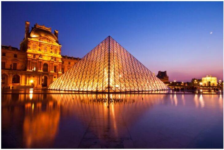Top 10 sights in Paris