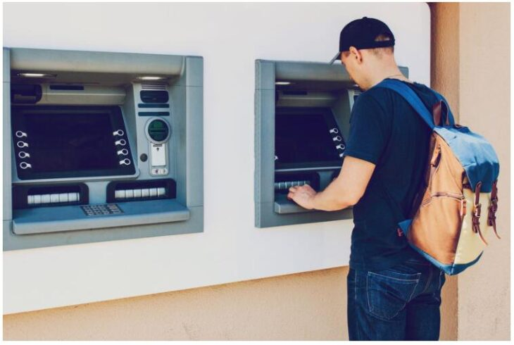 some use credit cards for cash withdrawals