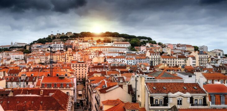 Lisbon -The city of seven hills