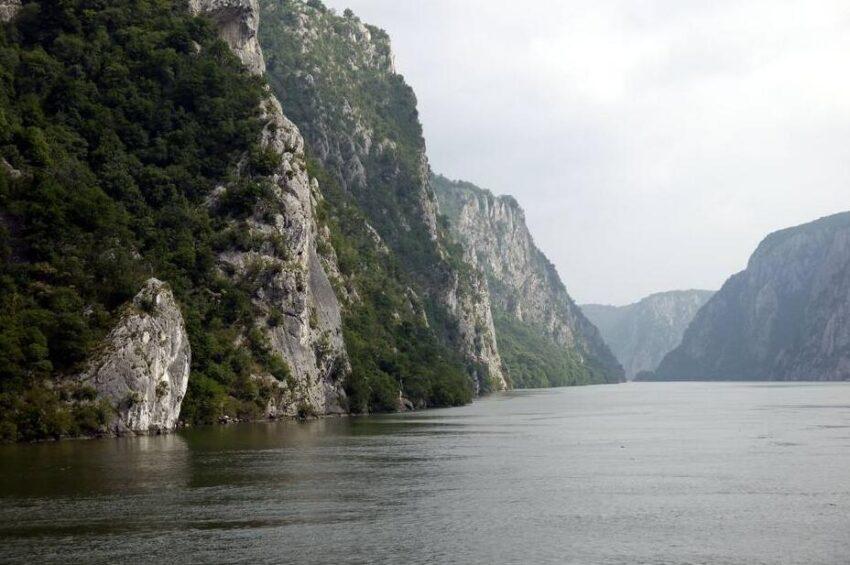 Serbia Geography